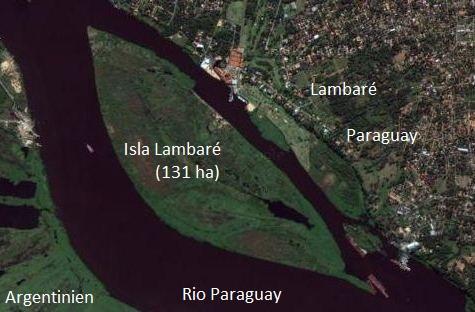 Isla Lambaré