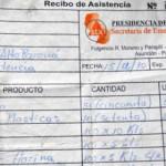 Regierung Lugos unterstützte Carperos seit 2010
