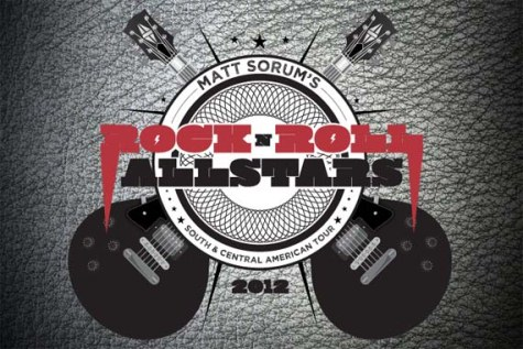 """""""Rock N' Roll All Stars"""" – Ein Schaulaufen von Rockstars und VIP´s in Paraguay"""