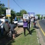 Protest gegen Blitzerfotos