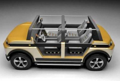 Das erste paraguayische Elektrofahrzeug in greifbarer Nähe