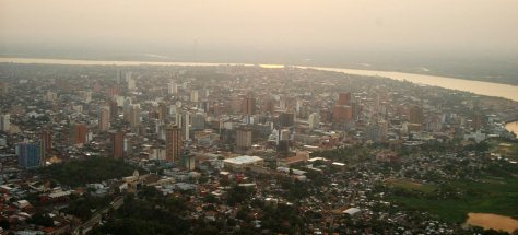Asunción von oben (UHZoom)