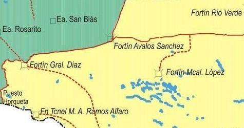 Strömender Regen erschwert Evakuierungsarbeiten in General Díaz, Chaco