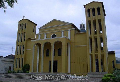 Kirche von Concepción (Jan Päßler)
