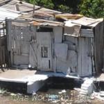 Armut sinkt um fast 10%