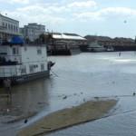 Wasserpegel des Paraguay-Flusses sinkt täglich um 10 cm und gefährdet das kommerzielle Treiben