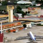 Dinac investiert am Flughafen Silvio Pettirossi in Sicherheit wegen American Airlines Ankunft