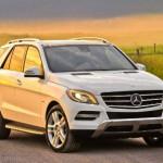 Condor S.A. verkaufte 200 neue Mercedes Benz ML 250 und 350 auf der Cadam Motor Show