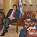 Dritter Nationalratspräsident Österreichs ergreift Partei für Paraguay