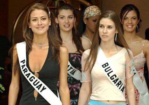 Ex Miss Paraguay wurde ausgeraubt