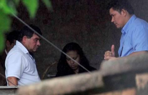 Waffe des Taxifahrers tötete die dreijährige Paz
