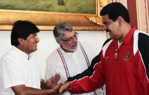 """Fernando Lugo: """"Bolivarische Revolution erfährt keinen Rückschlag"""""""