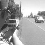 Straßenpolizei setzt auf Geschwindigkeitskontrollen