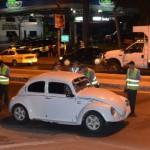 Straßenpolizei stoppt erneut 241 alkoholisierte Fahrer