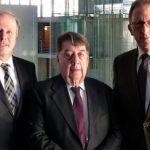 Paraguayischer Kanzler trifft sich mit Bundestagsabgeordneten
