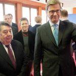 Außenminister Fernández Estigarribia zu Gast in Berlin