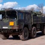 """Gute alte """"10 Tonner"""" für das paraguayische Militär"""