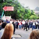 Aktuelle Regierung gegen Ande Entmachtung