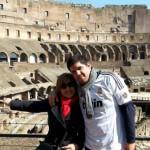 Seit wann liegt Rom denn in Italien?