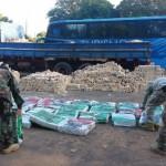 Drogen Drehkreuz im Chaco aufgeflogen