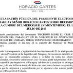 Uruguays Präsident bietet sich als Vermittler im Mercosur-Konflikt an
