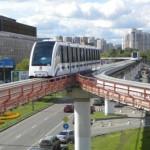 Metrobus vs. Einschienenbahn
