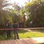 Entführung und Überfall im Hause Mateo Balmelli