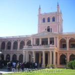 Der López Palast – der Besuchermagnet des Wochenendes