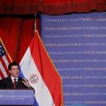 Cartes wirbt für Paraguay