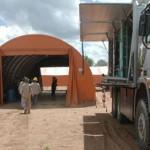 Erdölsuche im Chaco, Zwischenziel erreicht