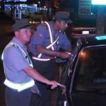 Angehörige der Straßenpolizei beklagen ihre Entlassung