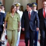 Cartes strebt Wiederwahl und nationalen Pakt an
