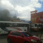 Supermarktbrand in Mariano Roque Alonso weckt alte Erinnerungen