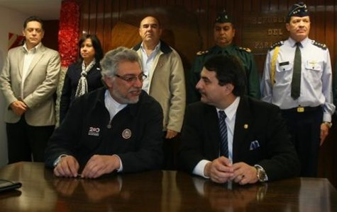 Fernando Lugo und die erneute Nähe zur liberalen Partei