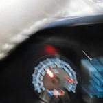 Frontaler Zusammenstoß bei 1000 km/h