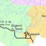 Festnahme im Ybytyruzú