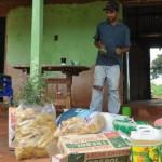 De Vargas: Lebensmittel-Verteilung war zur Versorgung der EPP