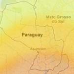 Paraguay am Rand einer Tornado-Zone