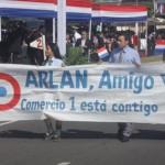 Unabhängigkeit, Muttertag und die Bitte um Arlans Freilassung