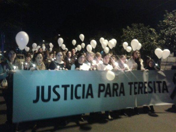 Gerechtigkeit für Teresita