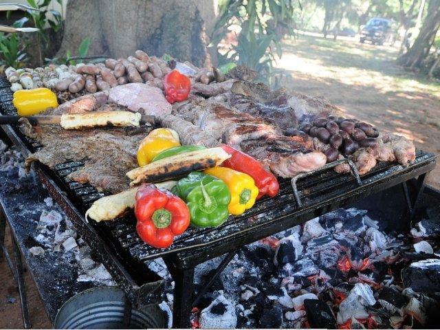 Asuncion grillt