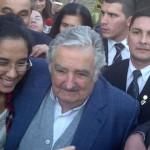 José Mujica auf der Expo