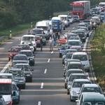 Immer noch Verkehrschaos  in Asunción