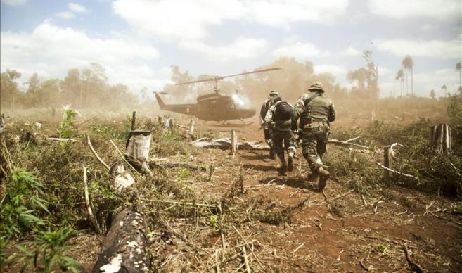 Ist Paraguay im Krieg?