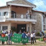 FNC unterstützt Protest gegen Pestizide