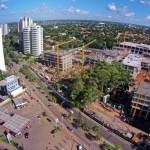 Asunción an 6. Stelle bei den Investoren