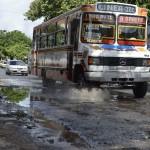 120 Milliarden Gs. für Straßen-ausbesserungen