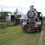 Eisenbahnstrecke Luque – Asunción
