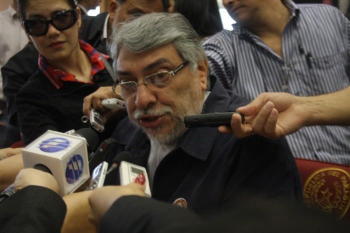 Lugo sagt, er kann wiedergewählt werden