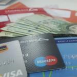13,4% mehr Kreditkarten